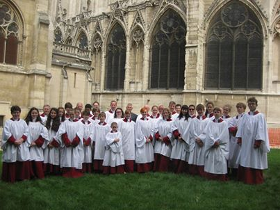 Our Choirs at Notre Dame Paris 2013